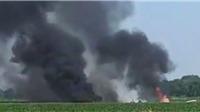 Rơi máy bay của Thủy quân lục chiến Mỹ, 5 người thiệt mạng