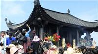 Ngày đầu thu phí tham quan Yên Tử: Người đồng tình, người băn khoăn về giá vé