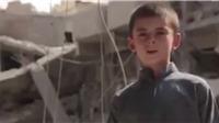 IS tung video 'cậu bé Mỹ' đe dọa Tổng thống Trump