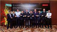 Mercedes-Benz và FUSO chính thức ra mắt Dịch vụ Tài chính Daimler