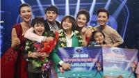 Khoảnh khắc Thiên Khôi đăng quang quán quân Vietnam Idol kids 2017