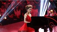 VIDEO: Phương Trinh Jolie 'đẹp hoàn hảo' bên cây đàn piano
