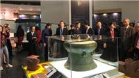 Bảo tàng Hà Nội lần đầu trưng bày 4 bảo vật quốc gia
