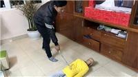 Khởi tố đối tượng bạo hành con trai 9 tuổi