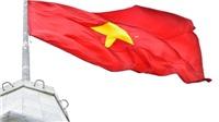 Cột cờ biên giới Lũng Pô - Nơi con sông Hồng chảy vào đất Việt