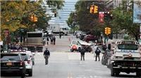 Xe tải lao vào đám đông gây thương vong tại New York