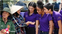 BTC Hoa hậu Hoàn vũ chia sẻ với người dân miền Trung gần 4 tỷ đồng