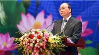 Thủ tướng Nguyễn Xuân Phúc: 'Tôi muốn làm cho Hà Nội cũng tươi đẹp như Paris'