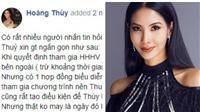 Tập 10 'Tôi là Hoa hậu Hoàn vũ VN 2017': Hoàng Thùy vắng mặt vì bận 'chạy show'