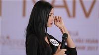 Tập 1 'Tôi là Hoa hậu Hoàn vũ Việt Nam 2017': Hoàng Thuỳ, Mâu Thủy bị chê, Mai Ngô 'hỗn láo'