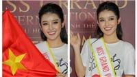 Hoa hậu Hòa bình Thế giới: Trong vai 'chủ nhà', Á hậu Huyền My thân thiện với các 'đối thủ'