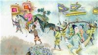 Hôm nay, đấu giá tranh minh họa Truyện Kiều, Lục Vân Tiên