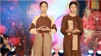 NTK Kim Ngọc ra mắt BST trang phục Phật tử