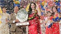 Đoạt quán quân 'Tình Bolero 2017', Á hậu Hà Thu tuyên bố theo nghề ca hát