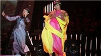 Tập 4 'Bước nhảy ngàn cân': Nhất Thống giả gái, Huỳnh Hòa mất việc vì gameshow