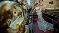 Ngọc Loan 'The Face' thả dáng mỹ miều trên dòng sông Venice
