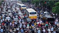 Hà Nội cấm taxi hoạt động hàng loạt tuyến phố để chống ùn tắc dịp Tết