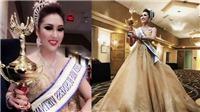 'Thi chui', Phi Thanh Vân giành danh hiệu Hoa hậu ở Mỹ