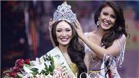 Cận cảnh nhan sắc gây tranh cãi của tân Hoa hậu Trái đất 2017