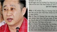 Ông Lý Xương Căn được bổ nhiệm làm Đại sứ Du lịch Việt Nam đến 2020