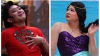 Xem tập 1 'Ơn giời…': Trấn Thành hóa Lâm Khánh Chi, Tự Long làm 'Hoa hậu Biển hồ'