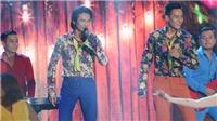 Tập 10 'Tuyệt đỉnh song ca': Cẩm Ly phát cuồng với cặp thí sinh 'quần loe, áo hoa'