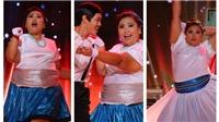 Tập 2 'Bước nhảy ngàn cân': Hot girl 120 kg nhảy 'Cha cha cha' tình tứ