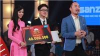 Tập 2 'Thách thức danh hài': MC Tiến Luật bị Thu Trang 'triệt sản' ngay sân khấu
