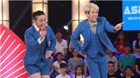 VIDEO Thách thức danh hài tập 3: Trấn Thành, Trường Giang căng não với 2 hotboy Nhật Bản