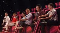 Xem tập 4 'Tuyệt đỉnh song ca': Quang Lê đòi cướp học trò của Mr Đàm trên sân khấu