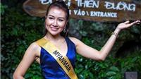 Thí sinh Hoa hậu Hòa bình Thế giới 2017 choáng ngợp trước động Thiên Đường
