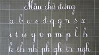 'Chữ nghĩa mang hồn vía/ Của tiếng Việt ngàn năm...'