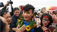 Vietjet không xin phép trình diễn bikini trên chuyến bay đón U23 Việt Nam