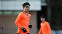 Xuân Trường sút phạt ghi bàn, Gangwon FC vẫn thua đau