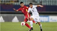 Chấm điểm U20 Việt Nam: Tuyển giữa thấp nhưng 'chất'