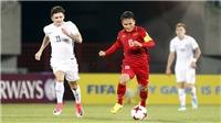 U20 Việt Nam 0-2 U20 Honduras: Quang Hải lỡ cơ hội trở thành 'người hùng'