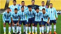U20 Argentina không thiếu CĐV tại Việt Nam