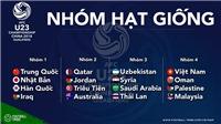 Phân loại hạt giống VCK U23 châu Á 2018: Việt Nam xếp sau Thái Lan, có thể tái đấu Hàn Quốc