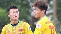 Thủ môn U22 Việt Nam được truyền bí kíp bắt bóng bổng