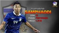 HLV Srimaka bất an vì 3 trụ cột của U22 Thái Lan chấn thương trước thềm SEA Games 29