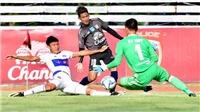 U22 Thái Lan hòa đối thủ từ Hong Kong, sẵn sàng chinh phục SEA Games 29