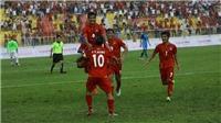 Á quân U22 Myanmar thắng dễ, sao trẻ Đông Nam Á tỏa sáng