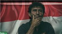 Luis Milla: 'Gã thợ hàn' giúp U22 Indonesia tạo bất ngờ tại SEA Games
