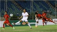 U18 Myanmar tiễn Philippines về nước, quyết thắng U18 Việt Nam ở trận cuối