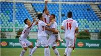 U18 Việt Nam khóa chặt 'Messi Indonesia', chiến thắng nhờ không chiến