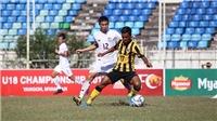 U18 Malaysia giành ngôi đầu bảng A, Thái Lan có thể là đối thủ của U18 Việt Nam tại bán kết