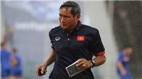 HLV Mai Đức Chung khiêm tốn, HLV Campuchia mạnh dạn khi nói về chiến thắng