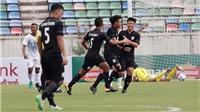 Thái Lan, Malaysia phô diễn sức mạnh ở ngày thi đấu đầu tiên giải U18 Đông Nam Á 2017