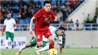 Chấm điểm đội tuyển Việt Nam: Văn Quyết là hình ảnh tương phản của Công Phượng