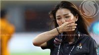 Giành HCV SEA Games 29, nữ trưởng đoàn U22 Thái Lan vẫn không được tin tưởng